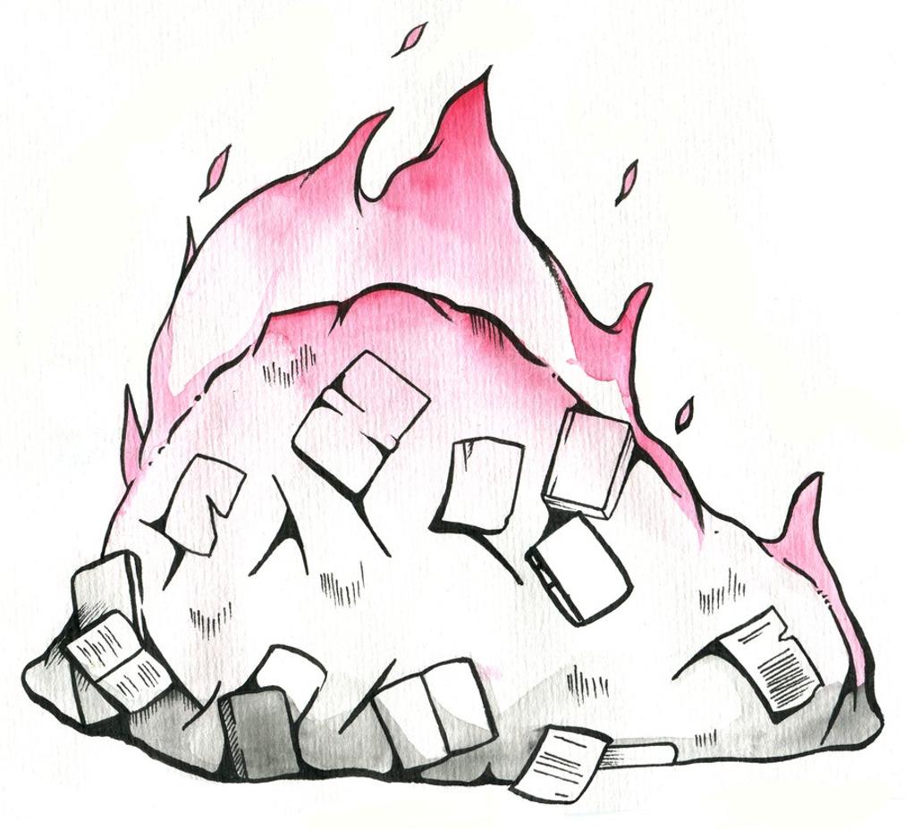Bücherverbrennung