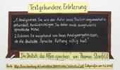 Aufsatzwissen Abitur Deutsch 2016