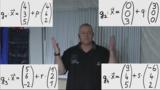 Reifeprüfung Mathematik – Geraden im Raum