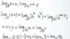 Erstes Logarithmusgesetz (3)