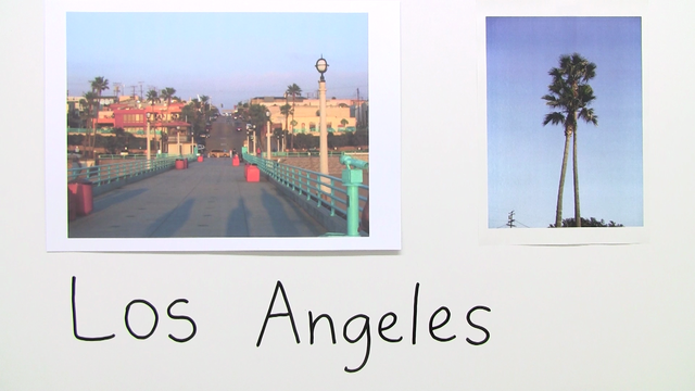 Los Angeles – the City of Angels