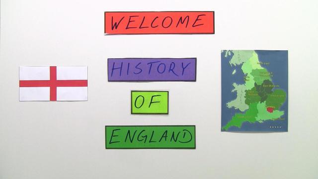 England – History