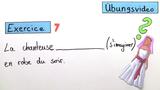 Passé Composé – reflexive Verben (Übungsvideo 2)