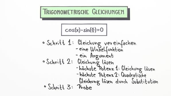 11966 trigonometrische gleichungen mit zwei winkelfunktionen verschiedener argumente