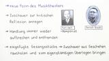 """""""Die Dreigroschenoper"""" – Entstehungsgeschichte (Brecht)"""