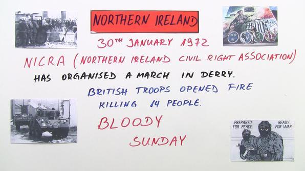 The uk northern ireland