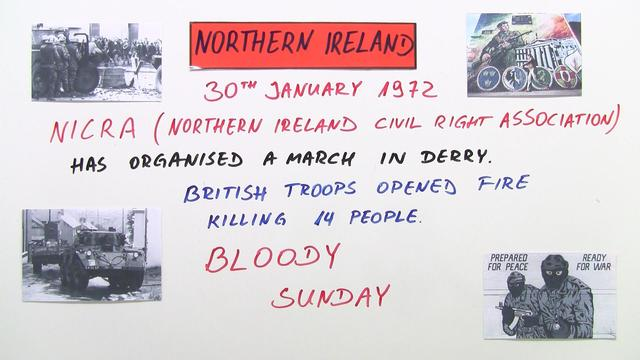 Northern Ireland – History