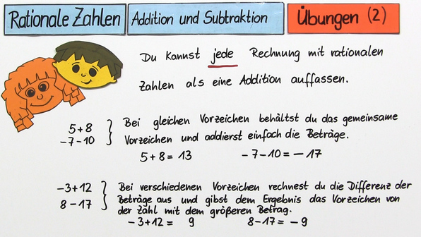 12143 rechnen mit rationale zahlen   %c3%9cbungen %282%29 zur addition und subtraktion