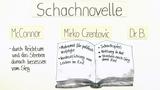 """""""Schachnovelle"""" – Interpretationsansatz und Rezeptionsgeschichte (Zweig)"""