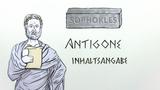 Sophokles: Antigone - Inhaltsangabe