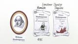 """""""Ein Sommernachtstraum"""" – Entstehungsgeschichte (Shakespeare)"""