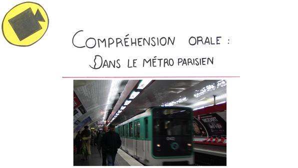 12531 hoerverstaendnis dans le metro parisien