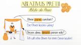Ablativus pretii – Ablativ des Preises