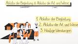 Ablativ der Begleitung und Ablativ der Art und Weise