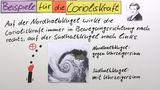 Corioliskraft und Foucaultsches Pendel