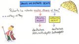 Indirekte Objektpronomina