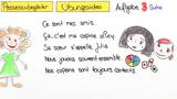 Possessivbegleiter (Übungsvideo 1)