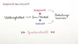 Subjonctif oder Indicatif – Verben des Denkens und Meinens (1)