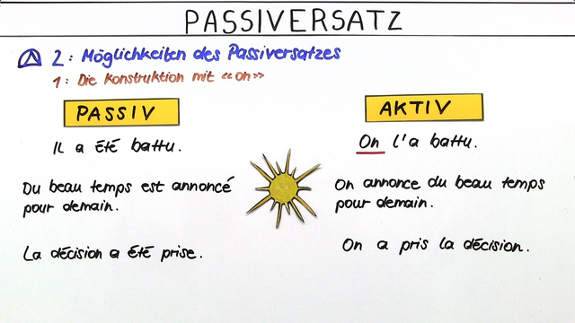 Passiversatz