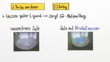 Ligandenfeldtheorie – Farbigkeit von Komplexen