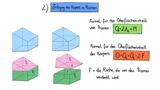 volumen und oberfl che von prismen mathematik online lernen. Black Bedroom Furniture Sets. Home Design Ideas