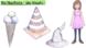 Der Kegel – Oberfläche und Mantelfläche berechnen - Übung