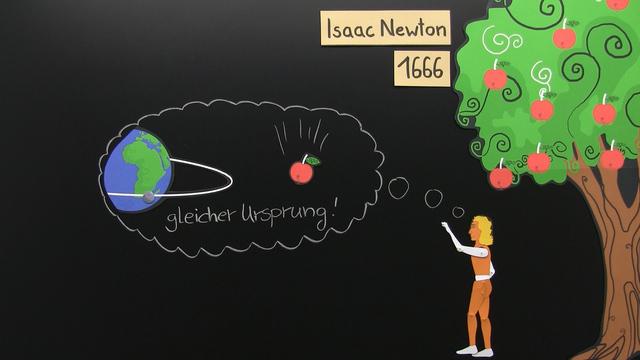 Gravitationsgesetz