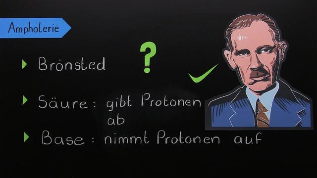 Amphoterie am Beispiel von Aminosäuren