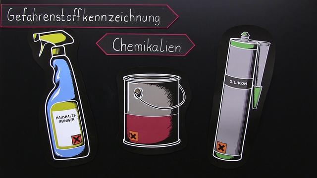 Gefahrstoffkennzeichnungen und ihre Bedeutung