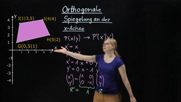 19703 lineare abbildungen orthogonale spiegelung an der x achse.00 06 01 03.standbild001