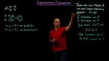 Eigenwerte und Eigenvektoren – Beispiele