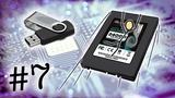 Wie funktionieren SSDs und USB-Sticks?