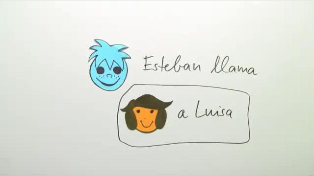 direkte objektpronomen formen und gebrauch spanisch online lernen. Black Bedroom Furniture Sets. Home Design Ideas
