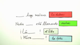 Übungen zu direkten und indirekten Objektpronomen