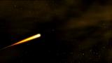 Wie würde sich das Sichtfeld bei einer Reise mit Lichtgeschwindigkeit verändern?