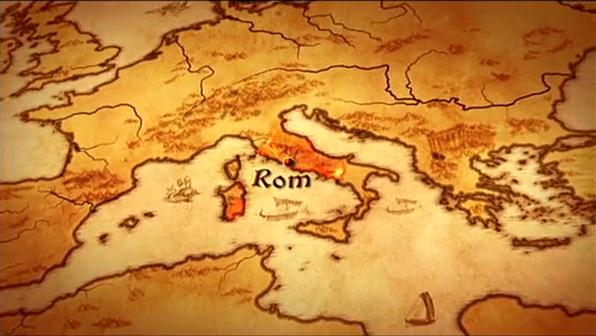 Die gr%c3%bcndung roms