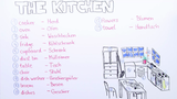 Kitchen – Vokabeln zur Küche