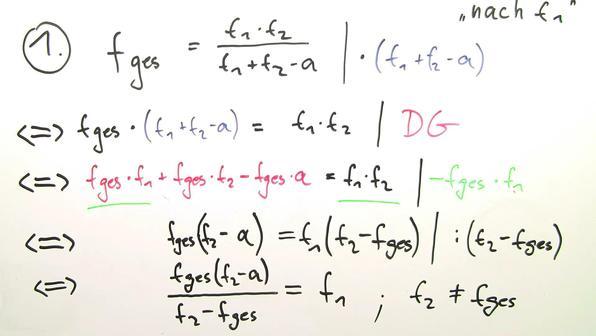 Gleichungen umstellen vorschaubild