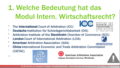 IR 0.3 Welche Bedeutung hat das Internationale Wirtschaftsrecht?