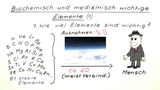 Lebenswichtige Elemente (1)