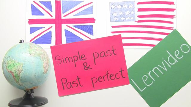 Simple Past and Past Perfect
