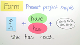 Present Perfect oder Present Perfect Progressive - Übungsvideo