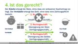 VR 1.5.4 Welche Bedeutung hat das Trennungs- und Abstraktionsprinzip?