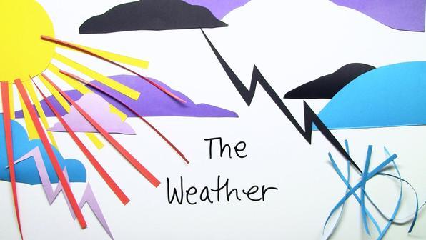 The weathervorschaubild