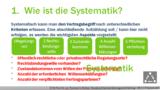 VR 1.7.4 Welche Systematik wird beim Vertragsbegriff angewendet?