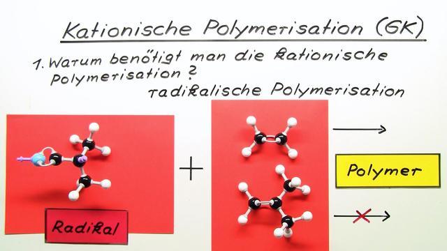 Kationische Polymerisation (Vertiefungswissen)