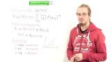 Statistik Video 98 - Binomialverteilung II