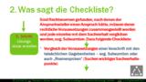 GdR 1 4 5 Wie geht man systematisch bei der Fall-Lösungs-Technik vor? Teil 5 Lösungsskizze