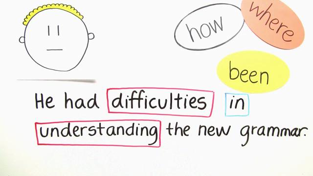Gerund – nach Substantiven und Adjektiven mit Präpositionen