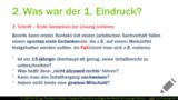 """GdR 1 6 3 Wie ist der Ausgangsfall """"Unfall auf der Landstraße"""" zu lösen? Teil 3"""